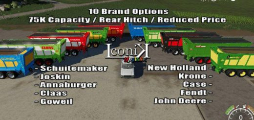 Iconik 75K Tipper v 1.0