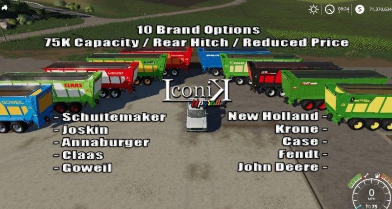 Iconik 75K Tipper v 1.0