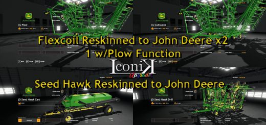 Iconik JD XL Pack v 1.0