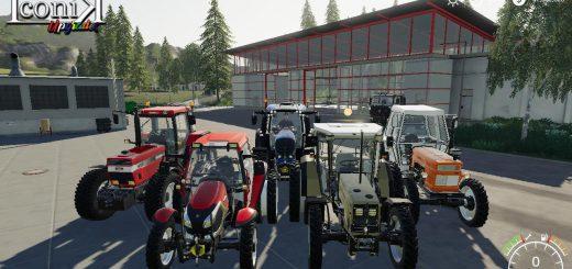 Iconik Small Tractors 2 v 1.0