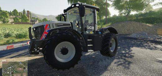 JCB Fastrac 4220 Limited Edition v 1.0