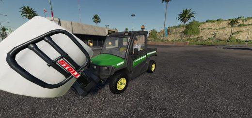 John Deere Gator Utility Vehicle v 1.3