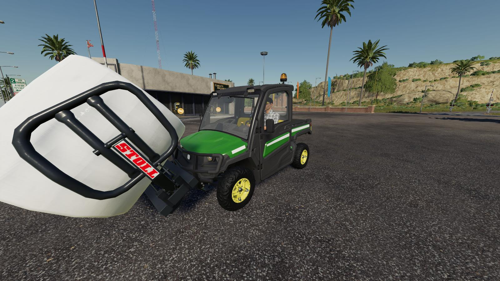 John Deere Gator Utility Vehicle v 1.3
