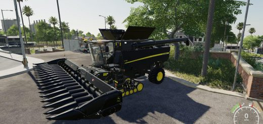 John Deere S790 by Stevie