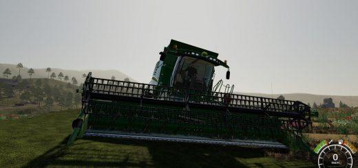 John Deere T570 Fazenda 3F v 1.1.1