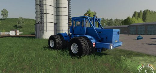 KIROVETS K-700A EDIT v 1.0