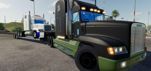 Kentucky Derby-Freightliner Classic v 1.0