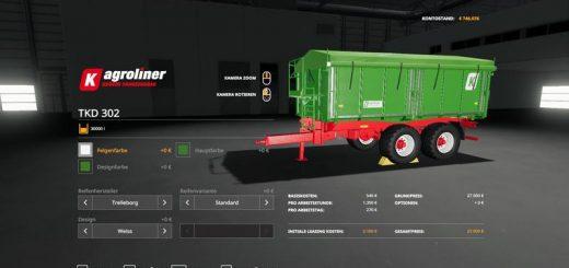 Kroeger TKD302 v 1.0