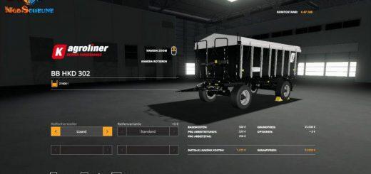 Kroger Agroliner BB HKD 302 v 1.0