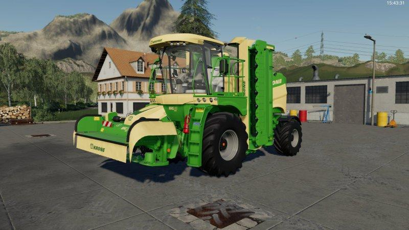 Krone BigM 450 by callme2d