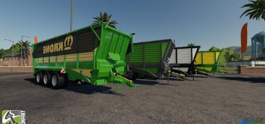 Krone Pack by Bonecrusher6 v 1.1
