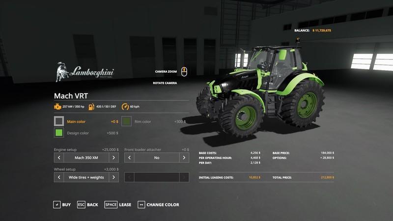 Lamborghini VRT MaX v 1.2.1