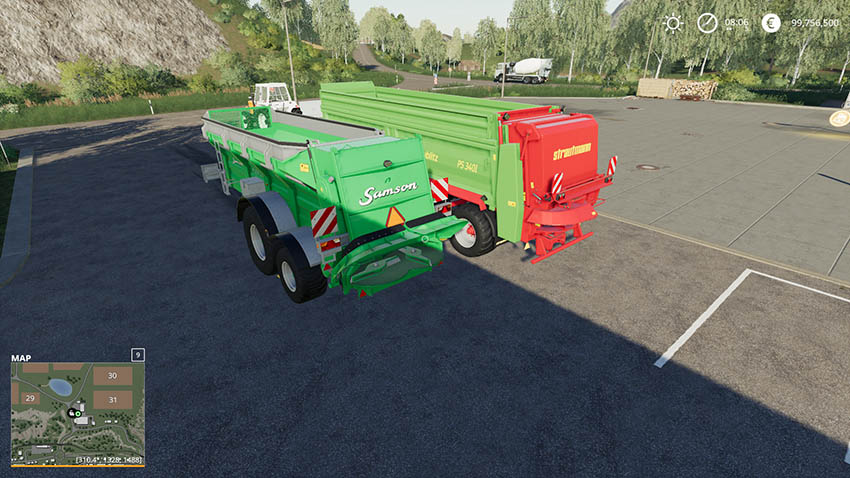 Lime and Manure Pack v 1.0