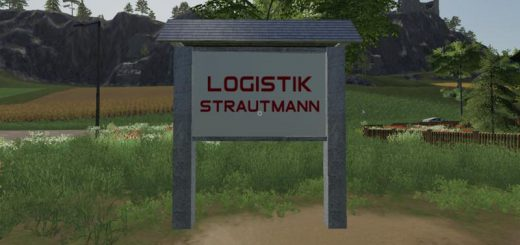 Logistics Strautmann - Company shield v 1.0