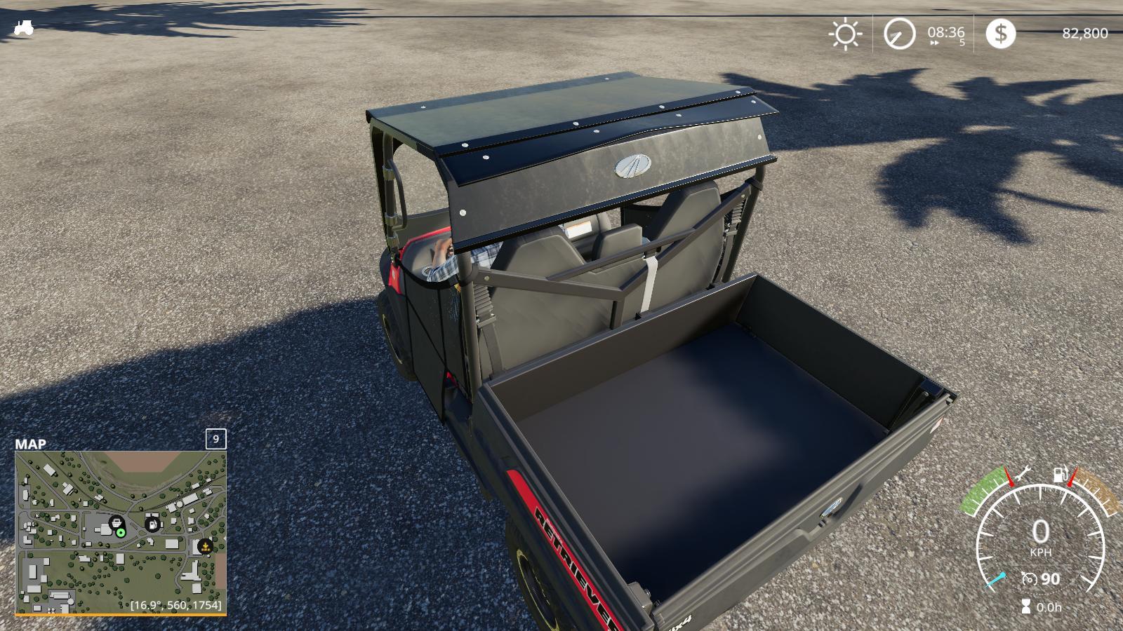 Mahindra Retriever Cab V 1.0
