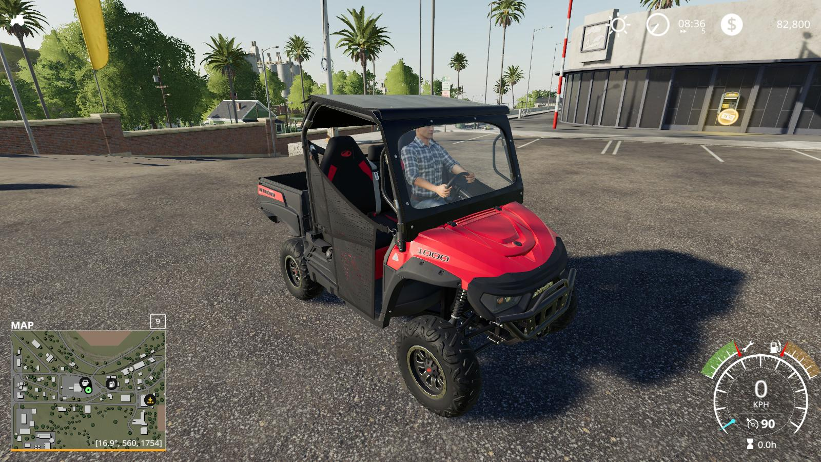 Mahindra Retriever Cab V 1.0