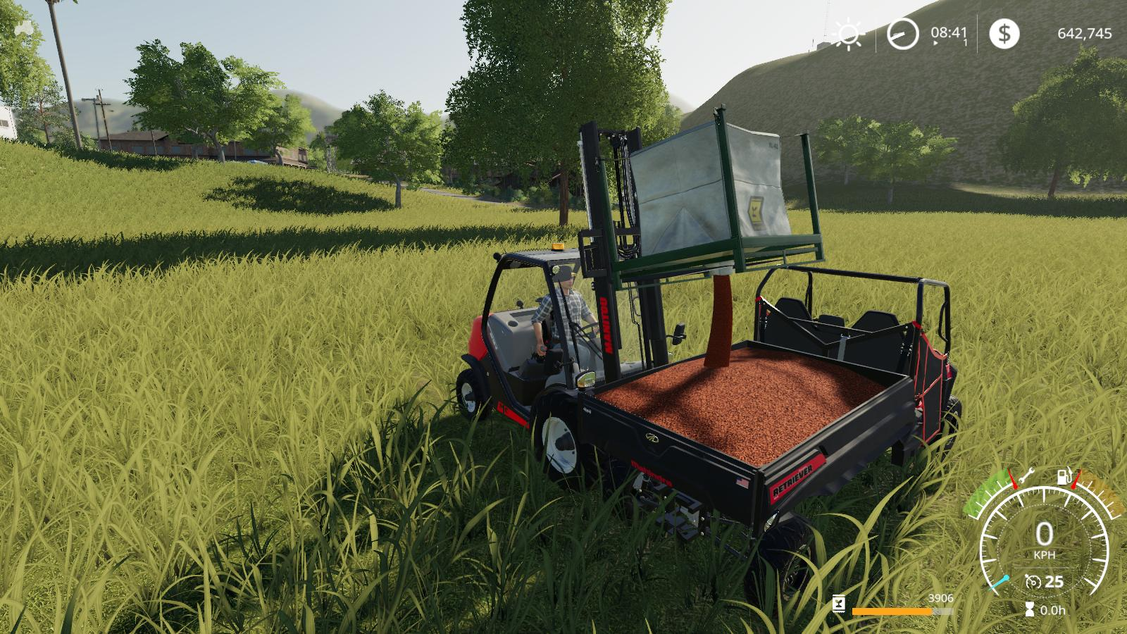Mahindra Retriever Longbed FIX v 1.0