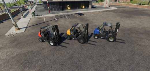 Manitou MC 18-4 By Gamling v 1.0