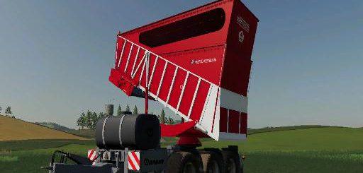 Massey Ferguson Krone Cargo v 1.0.0.1