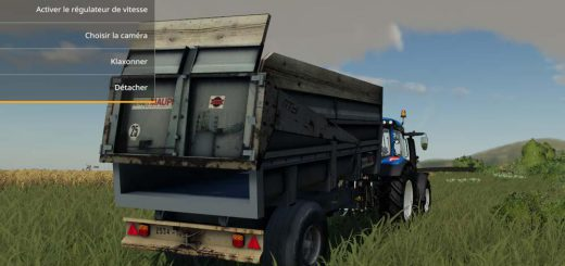 Maupu 10t tipper rather oldschool v 1.0