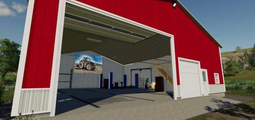 Mechanic Garage v 2.0