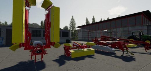 Mowers pack v 1.0.1