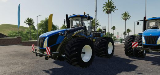 NEW HOLLAND T9.700 v 1.0