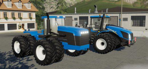 New Holland 9822 v 1.0