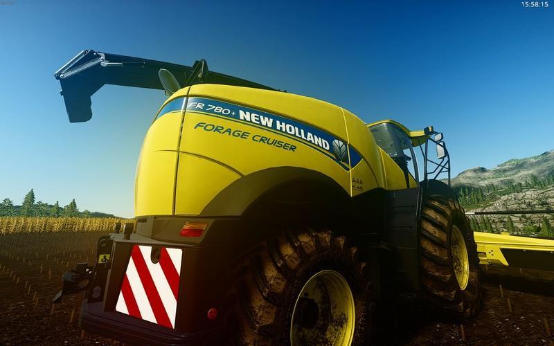 New Holland FR 780+ v 1.0