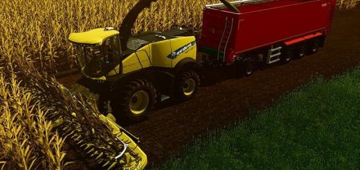 New Holland FR 780+ v 1.0