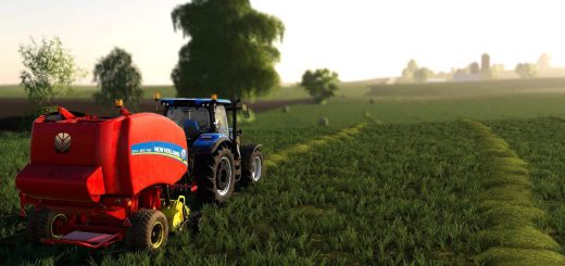 New Holland RollBelt 460 v 1.0