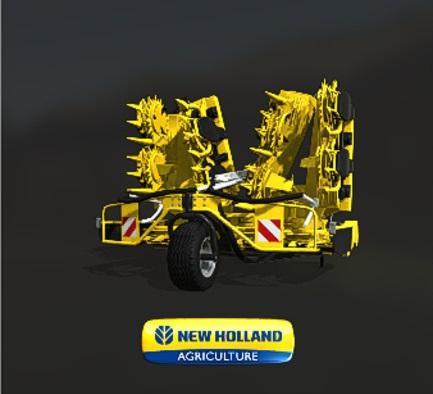 New Holland SFI 900 10m Poplar v 1.0