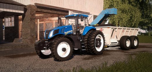 New Holland T8 American v 1.0