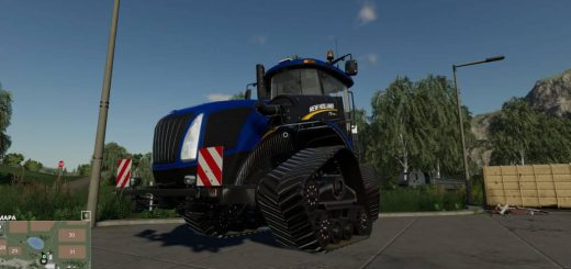 New Holland T9 Smart Trax v 1.0
