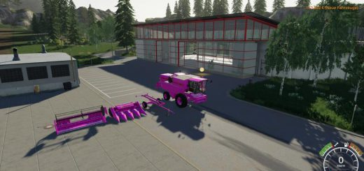 New Holland TX32 SnuEdition v 1.0