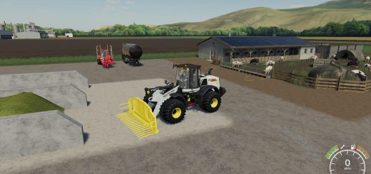 New Holland W190 v 1.0