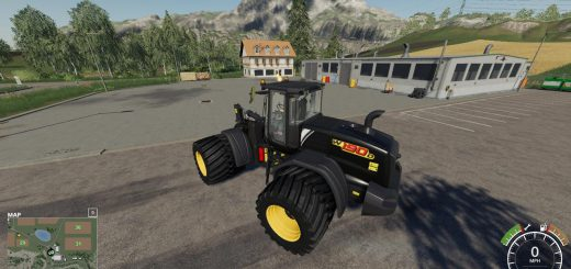 New Holland Wheel Loader W190D VE v 1.0