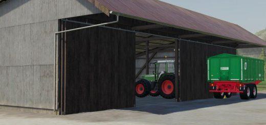 Old mashinery shed v 1.0