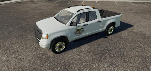 Pickup 2014 Edit by DeltaBravo Productions v 1.0