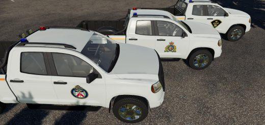 Pickup 2014 Police Edition By Deltabravo Productions