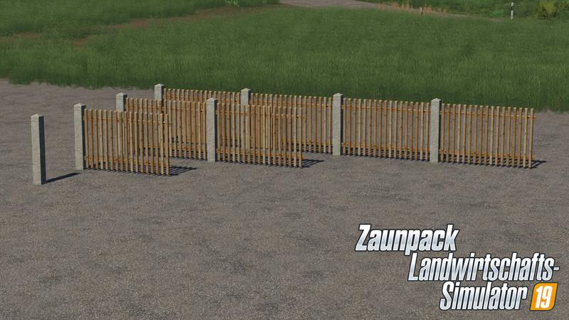 Placable Fence Package v 1.0
