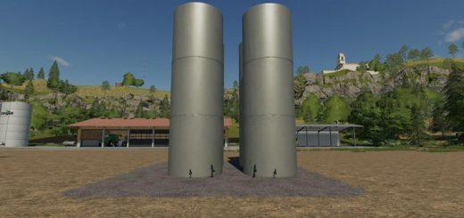 Placeable Tank Station v 1.0