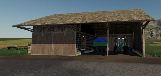 Placeable barn v 1.0