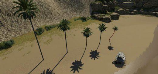 Placeable palms v 1.0
