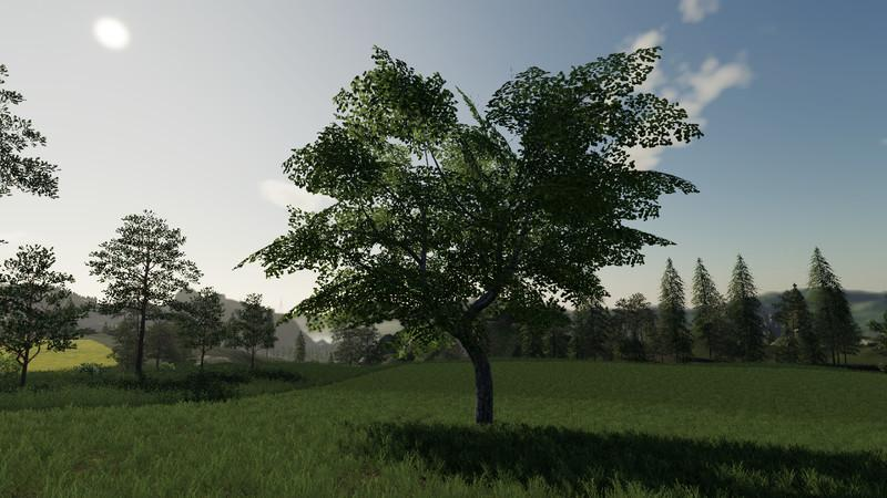 Placeable trees v 1.0