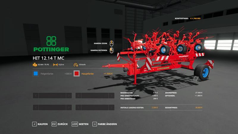 Pottinger Hit1214T - MultiColor v 1.0
