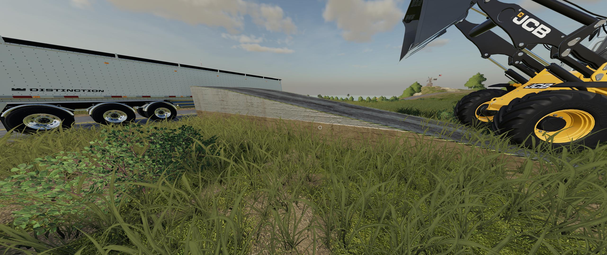 Ramp v 1 0   FS19 mods, Farming simulator 19 mods