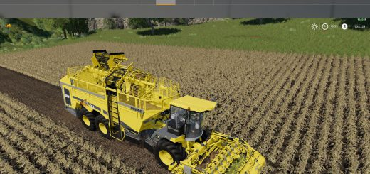 Ropa Potato Harvester Pack v 1.0