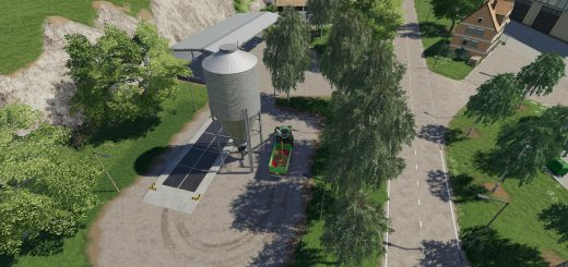 Small Farm Silo By Gamling v 1.0