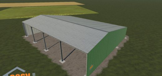 Small and Medium Easy 2 shed v 1.0